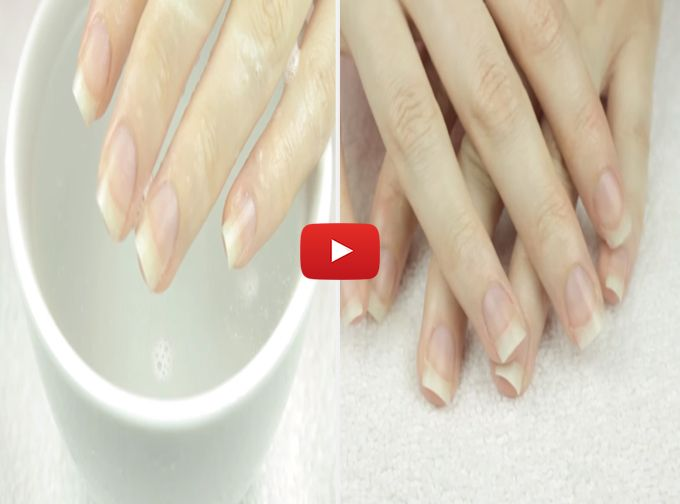 Simple Tips For Strong Nails And Soft Hands | http://gwyl.io/simple-tips-for-strong-nails-and-soft-hands/