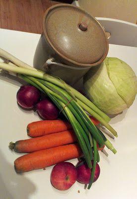 Snězles: Kvašená zelenina - pickles