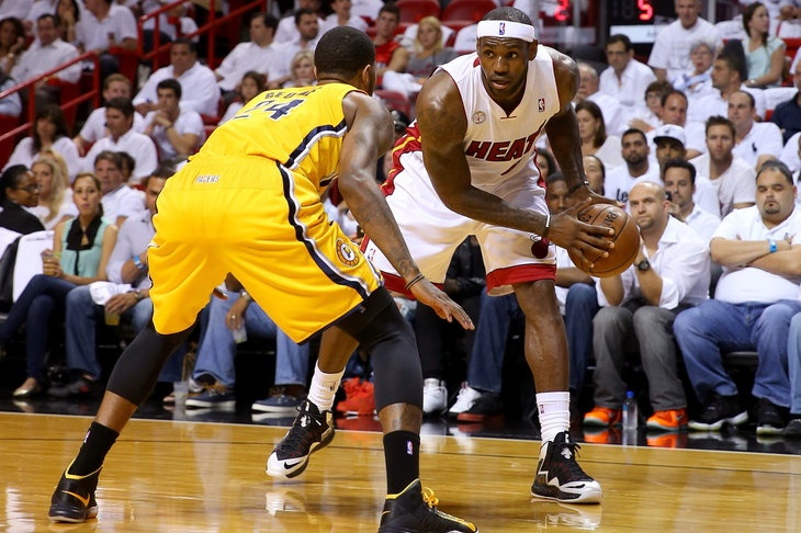 Pacers vs. Heat Game 2, NBA Playoffs 2013: Time, TV schedule and more - SBNation.com
