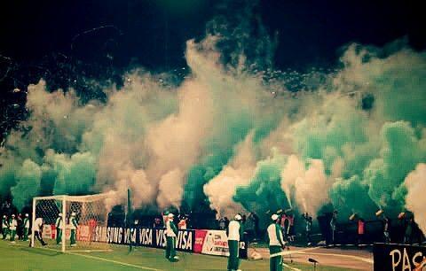 Los del Sur, Atlético Nacional. Colombia #Fútbol #Hinchadas #Pasión