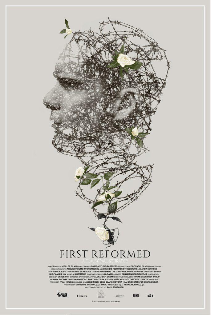 Resultado de imagem para first.reformed.2018. poster