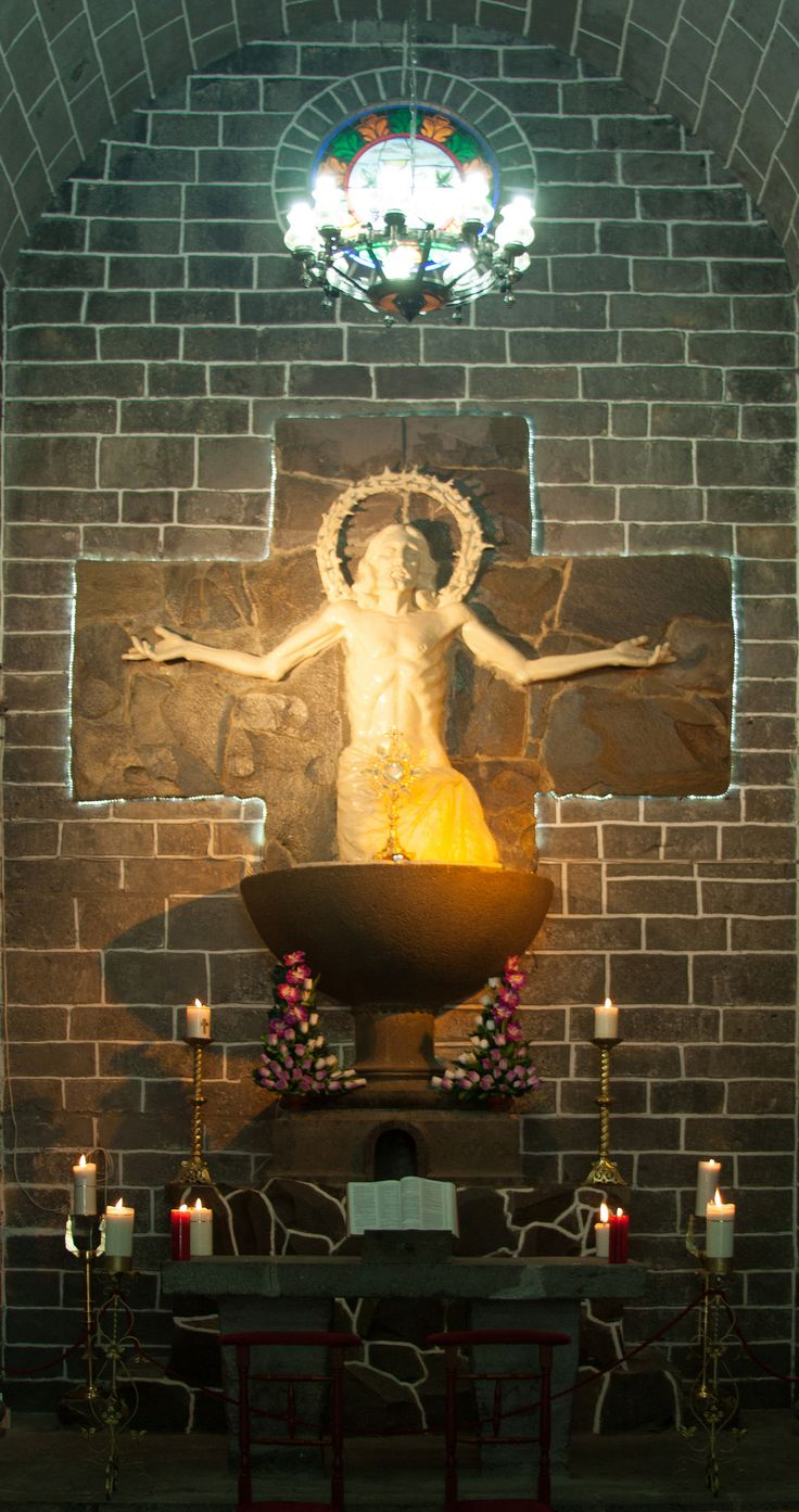 https://flic.kr/p/ynxHGU | Santuario de las lajas - Altar