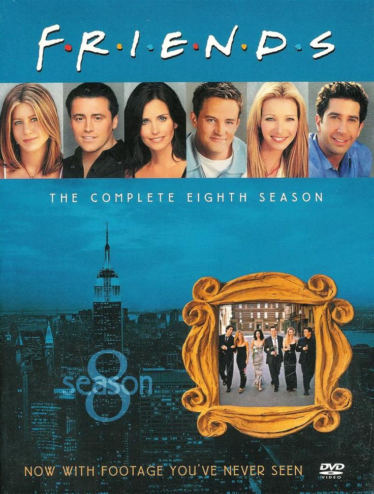 #Friends - Season 8