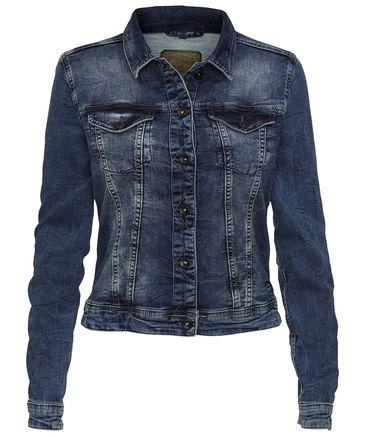 """Damen Jeansjacke """"Mira"""" #gang #denim #jeans"""