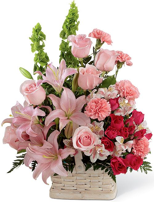 365 Best Flowers In Basket Images On Pinterest Flower