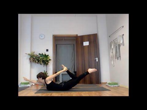 Szokj rá a jógára! (jóga otthon) 10. nap- Előrehajlítás és gerinccsavarás - YouTube