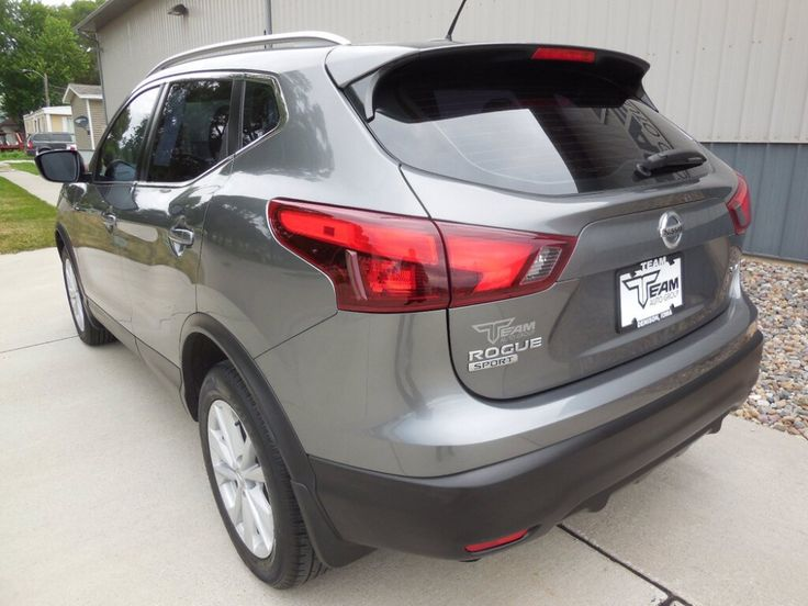 Used 2017 Nissan Rogue Sport For Sale at Team Ford Lincoln