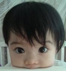 Cute Japanese baby     Like, share http://www.celebritybabyclothes.com/