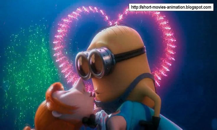 Minions - Happy Valentine's day  Unfortunately, the composer unknown to me. I just re-edited the whole thing ... Thank you: vagotanulo  Visit my blog: http://short-movies-animation.blogspo... 500 animated YouTube video for kids and... Nothing blood, Nothing nasty.  Enjoy my collection of nice and lovely short animated movies. It only takes a few words to tell a powerful story.