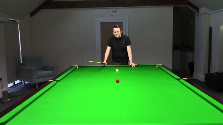 Shaun Murphy: How to control the cueball