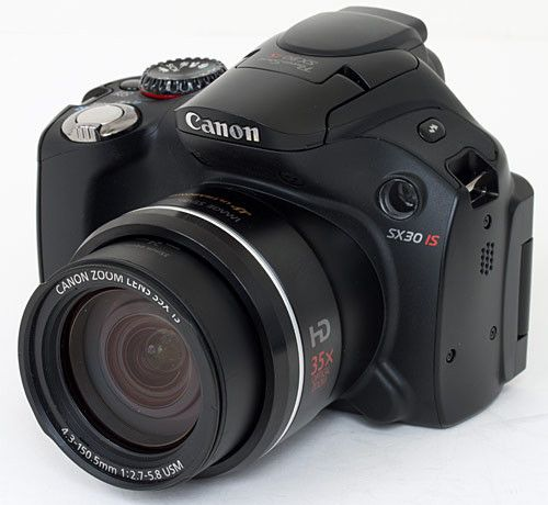 Canon Digital Camera Reviews | Canon PowerShot SX30 IS Review | Digital Camera Resource Page