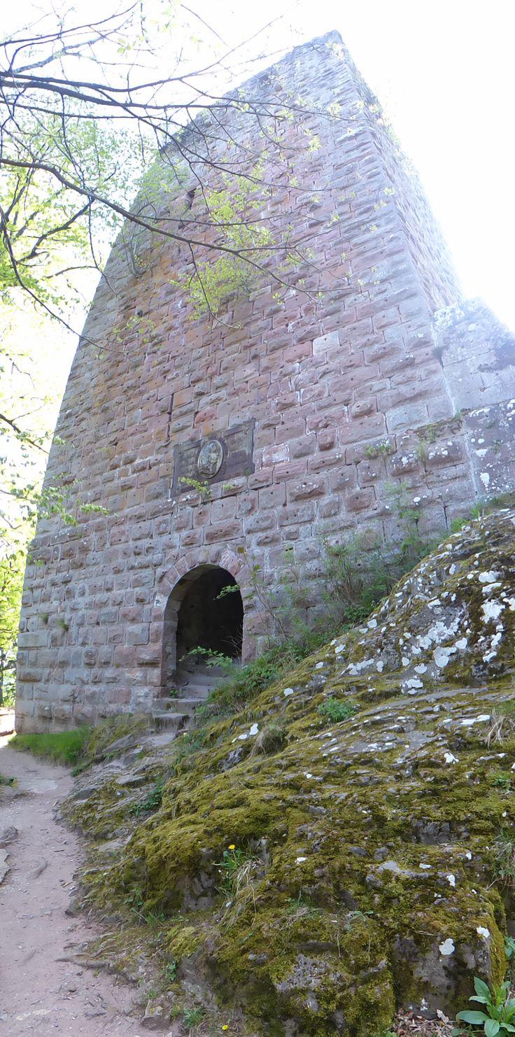 Ruine du Nideck