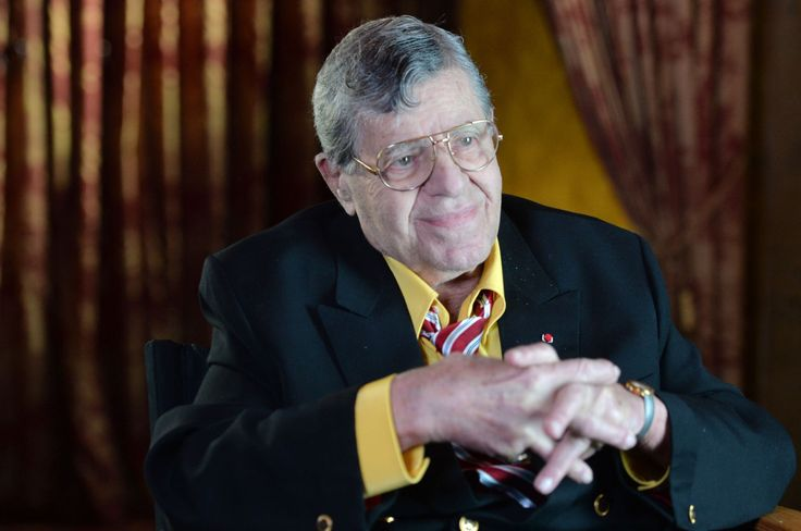 Jerry Lewis Reportedly Cut Six of His Children Out of His Will