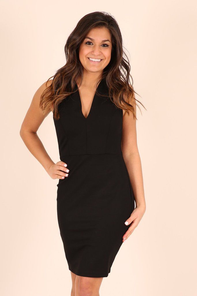 e8e5db1c1bd0 Star studded dress - black Cute semi formal LBD
