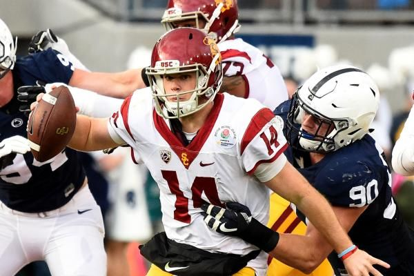 Fifth-ranked USC plays its first road game of the season against California in Berkeley on Saturday night in a game between 3-0 teams that…