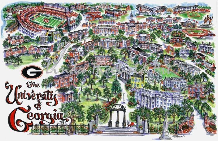 University of Georgia Print