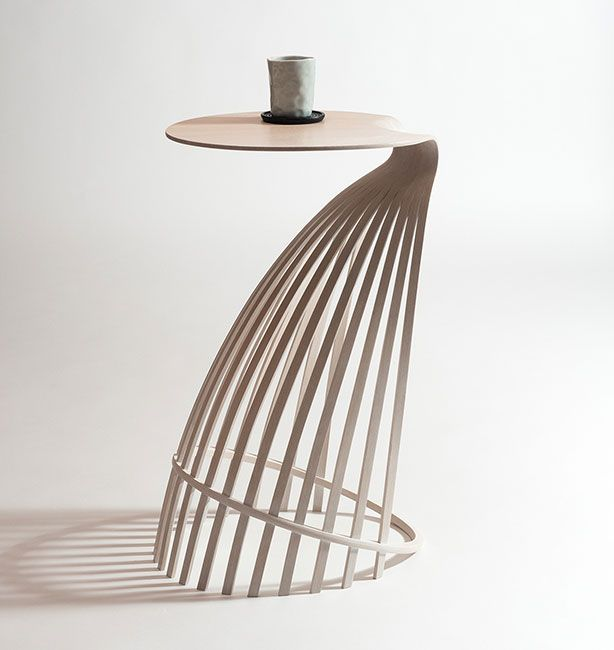 New Work By Faculty - Yuri Kobayashi - At The Center For Furniture Craftsmanship in Maine