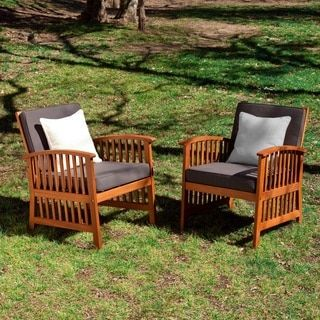 From Overstock.com · Shop For Harper Blvd Charlotte 2 Piece Outdoor  Armchair Set. Get Free Delivery At