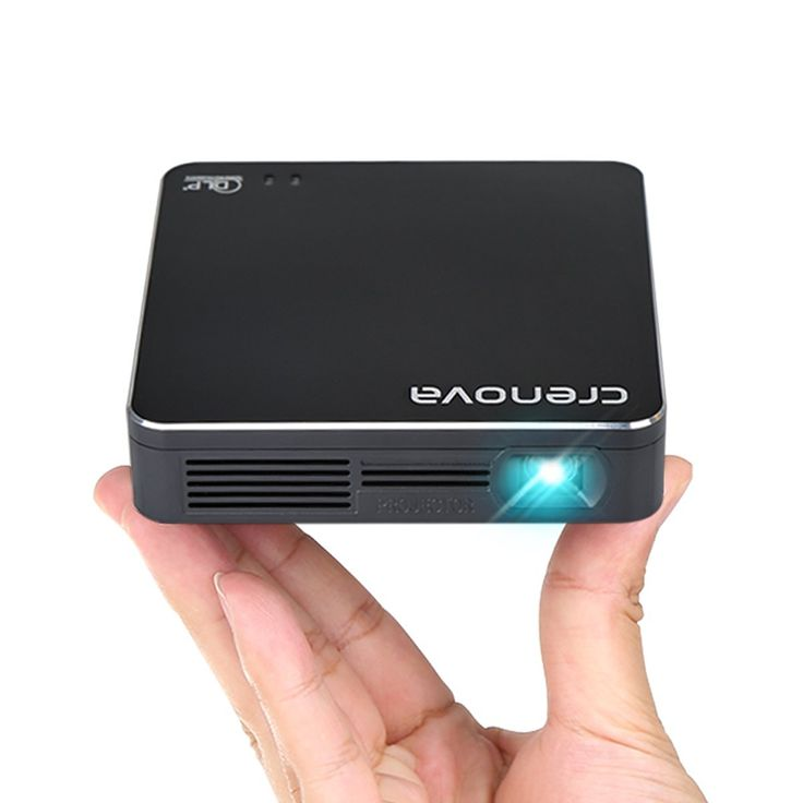 The mini Video projector, With HD display for your gadgets larger display.