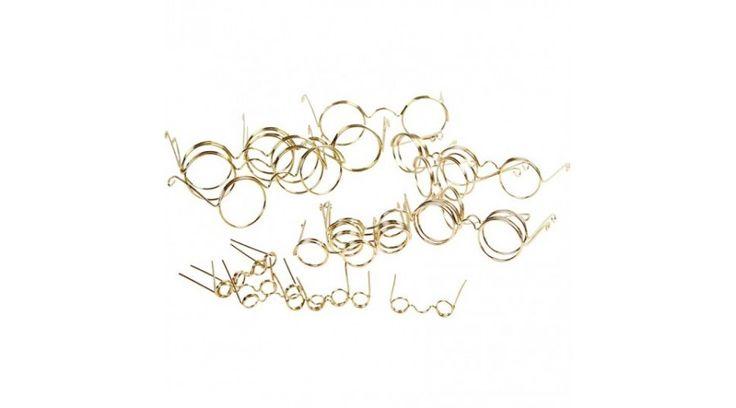 Aranyszínű fém dekorációs szemüvegkeretek - Egyéb kiegészítők - Gombolda Webáruház