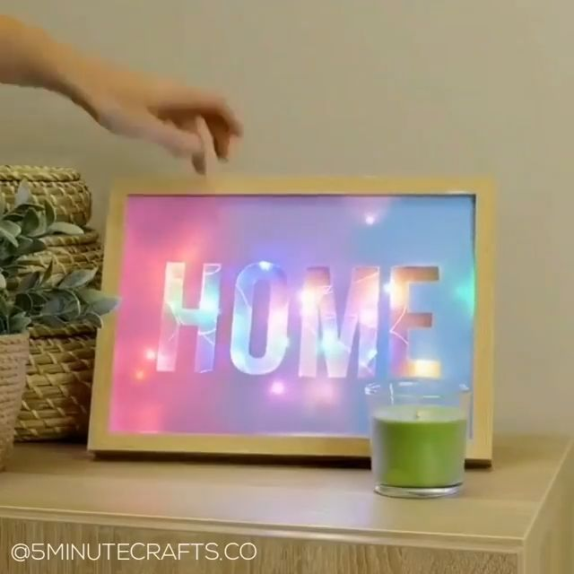 Easy Diy Home Decor Ideas So Beautiful 5 Minute Crafts Us By Ventunoart H Diy And Crafts 2019 Diy Room Decor Videos Easy Diy Room Decor Cute Diy Room Decor