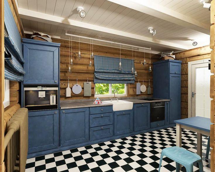 синяя кухня - Поиск в Google