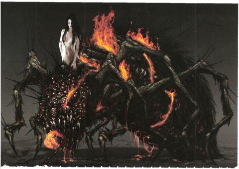 Dark Souls Wiki - Chaos Witch Quelaag