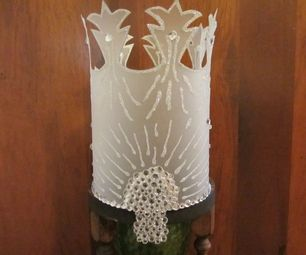 DIY Glinda the Good Witch Crown (The Wizard of Oz)