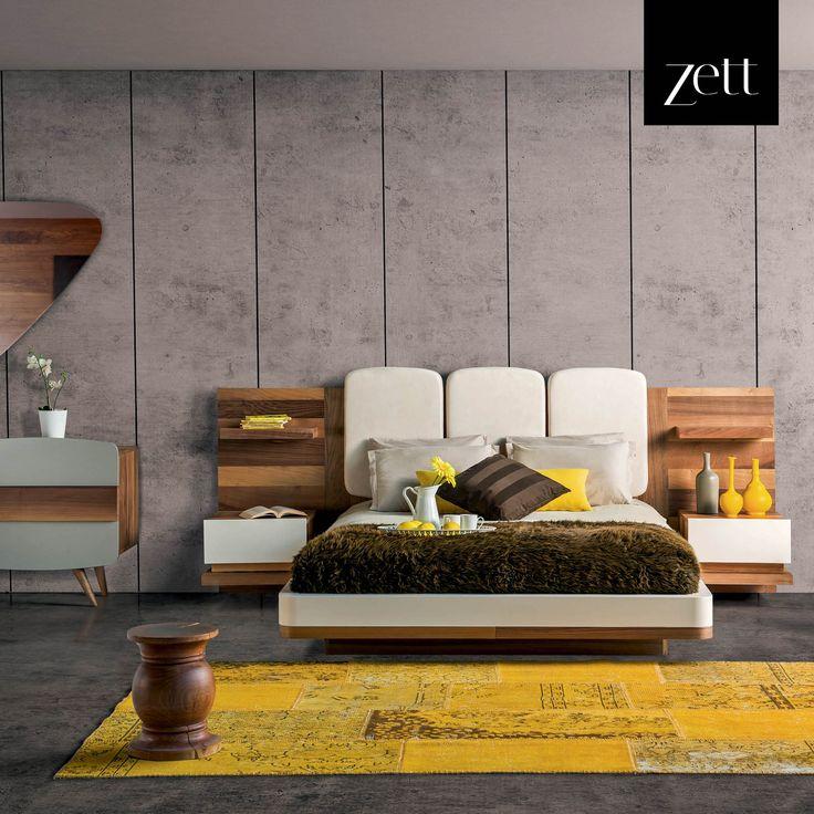 Renkleri ve tasarımıyla Soft Yatak Odası; hayatınızın her anına sıcaklık katıyor.