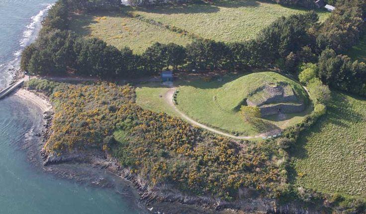 Cairn de Gavrinis - Larmor Baden, Morbihan Brittany