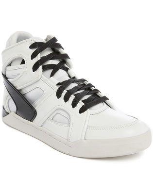 Zapatillas deportivas altas blancas S-Titann DIESEL