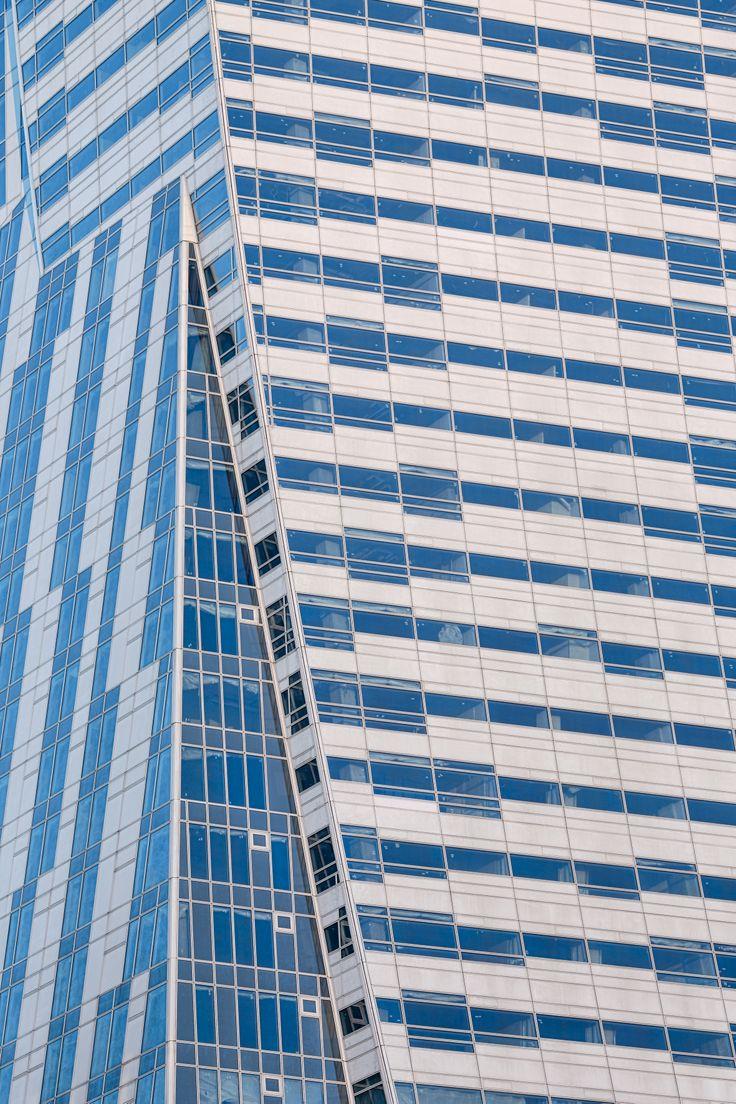 Zlota 44 (Warsaw), is the tallest residential tower in the European Union. The façade glazing made by us have been used in this construction investment / Złota 44 (Warszawa), czyli najwyższy apartamentowiec na terenie UE. W inwestycji wykorzystano szyby fasadowe naszej produkcji.