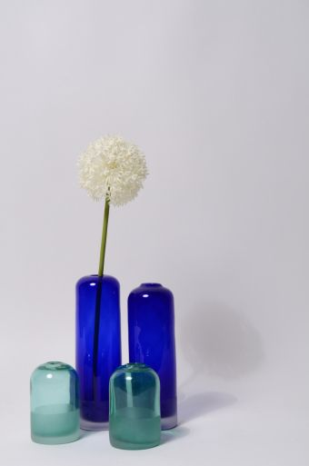 Blown glass, Violaine Toth, Mathilde Hamon