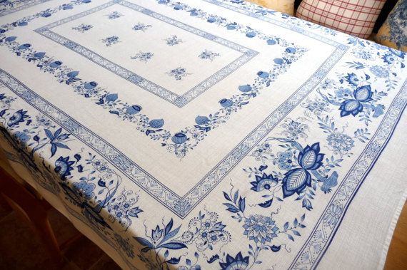 17 Best Images About Embroidery Deerfield On Pinterest Canon Delft And Tablecloths