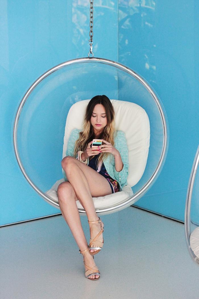 Bubble Chair (Kupla) by Eero Aarnio