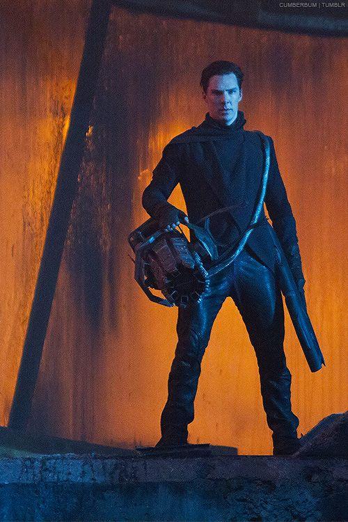 Khan. Benedict Comberbatch