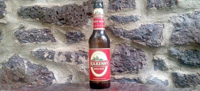 welovebier.de zeigt ein irisches Bier der Marke Kilkenny.