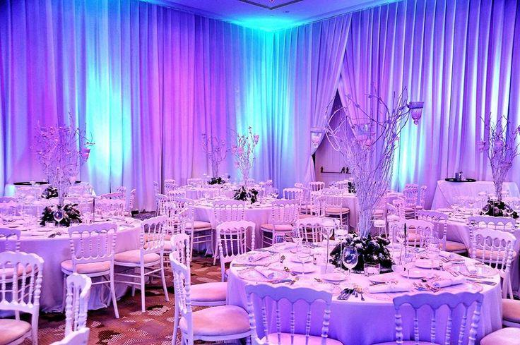 Aşkınızın büyüsünden ilham alınan kış düğünleri...  Winter weddings inspired by the magic of your love... Hilton Istanbul Kozyatagı Conference Center & SPA - ISTANBUL TURKEY