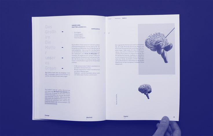 """다음 @Behance 프로젝트 확인: """"Gedankenhalt""""…"""