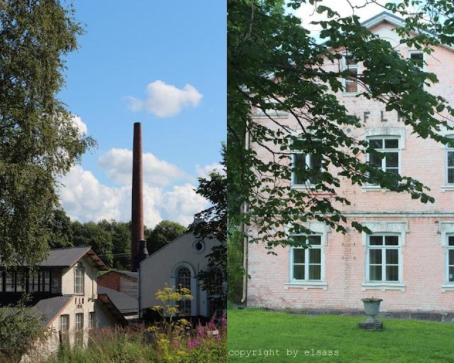 Billnäs, Finland - old ironworks area