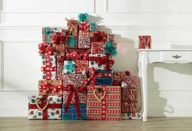 Christmas Decorations Poundland : Best images about christmas wrapping on to