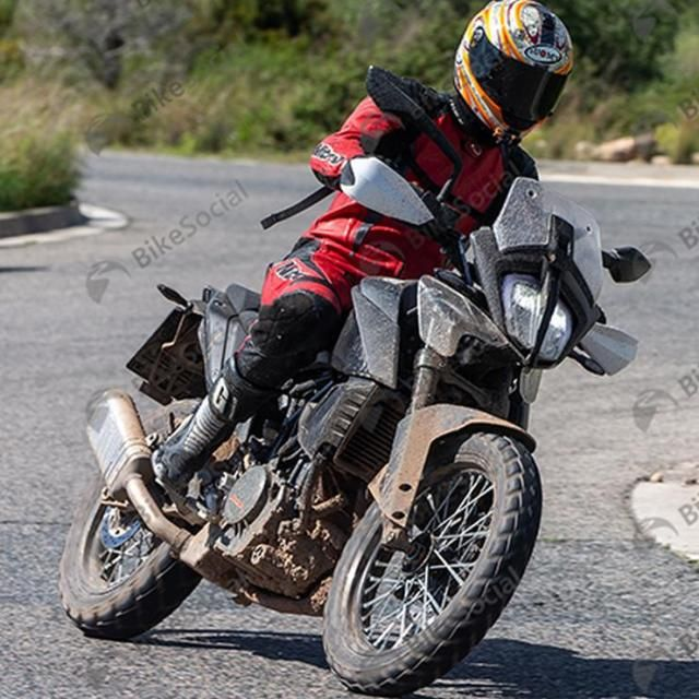 Ktm Duke 390 Adv Adventure Motorcycle First Picture Surfaces Ktm Adventure Motorcycling Motorcycles In India