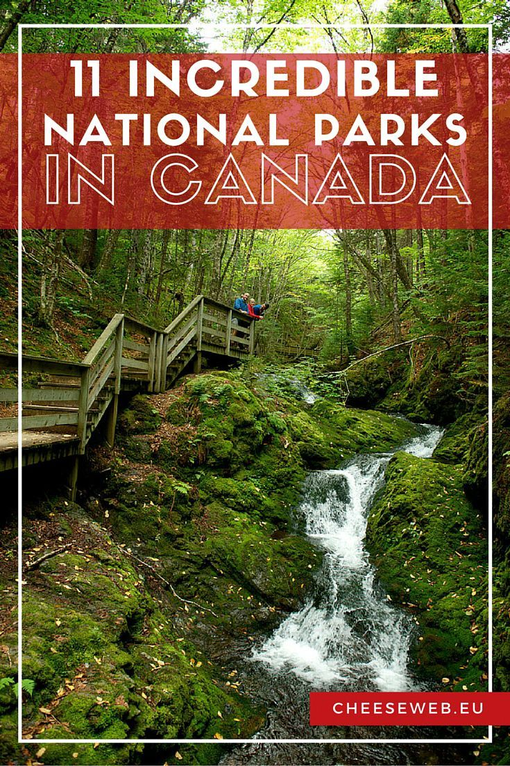 With the help of our fellow travel bloggers, we share 11 of our favourite National Parks in Canada to celebrate Canada Day.