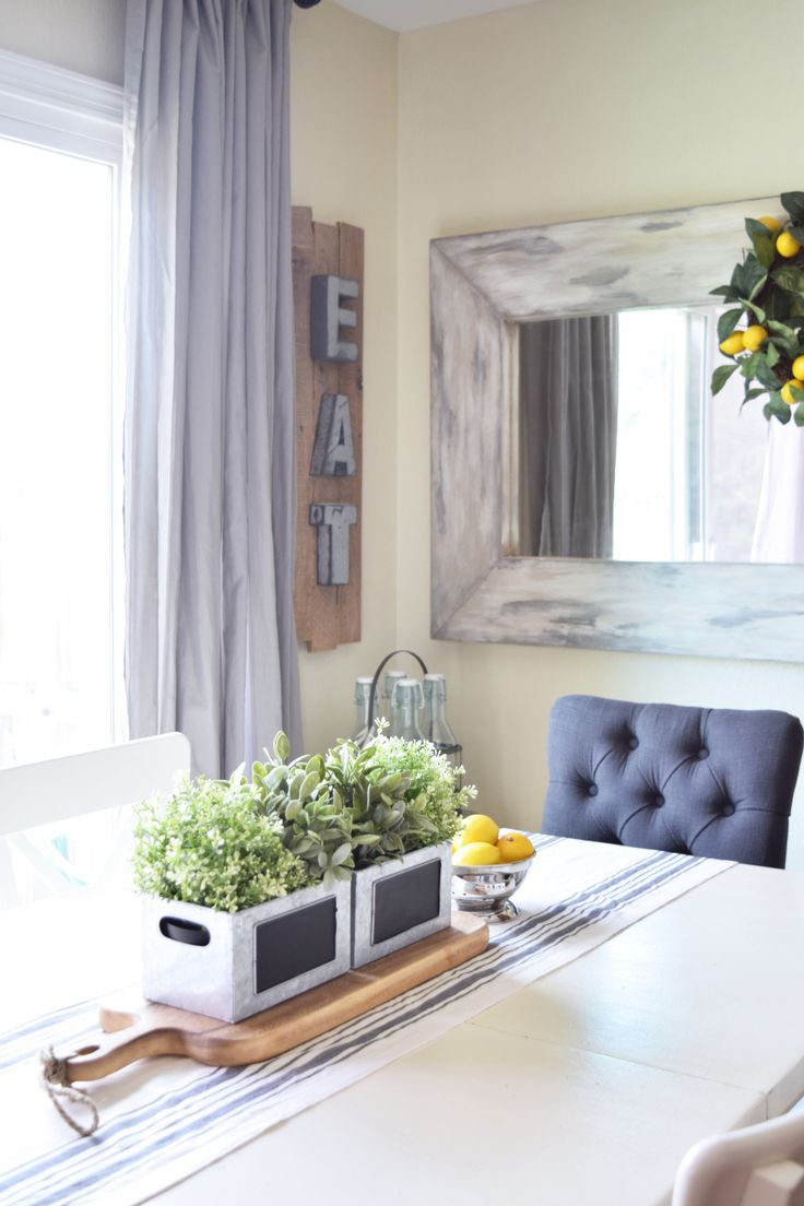 Dining room diy distressed mirror almafied blog for Dining room mirror ideas