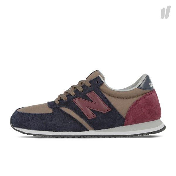 New Balance U 420 UNB - http://www.overkillshop.com/