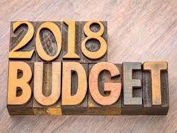 बजट 2018 के लिए अपनी राए बताइयें....... Poll by SarkariRojgaar.com