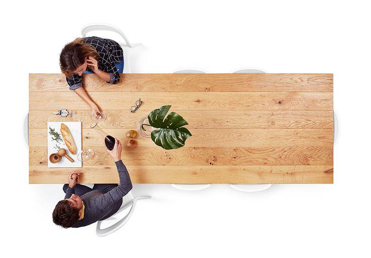MESA Table on Behance