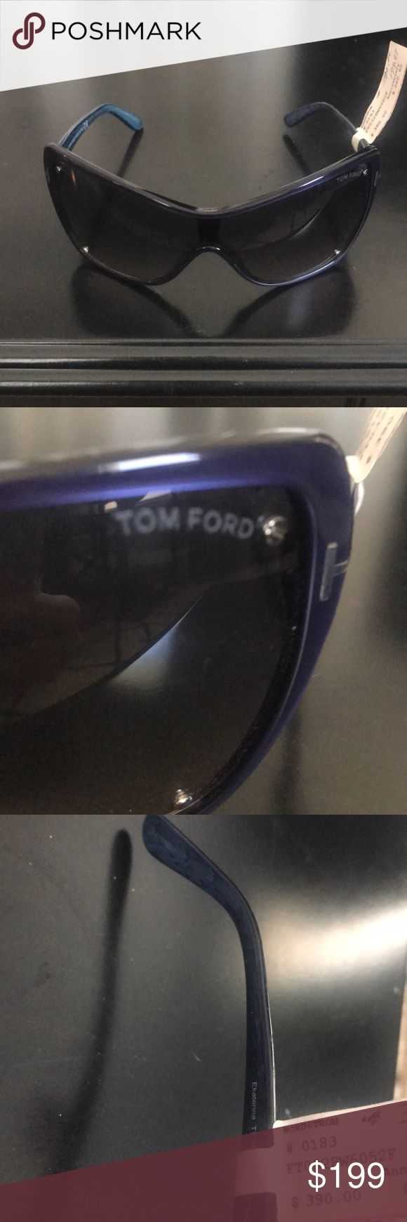 Authentic Tom Ford Women's Sunglasses NWT Authentic Tom Ford Women's Sunglasses New With Tag  Color; Blue. Tom Ford Accessories Sunglasses