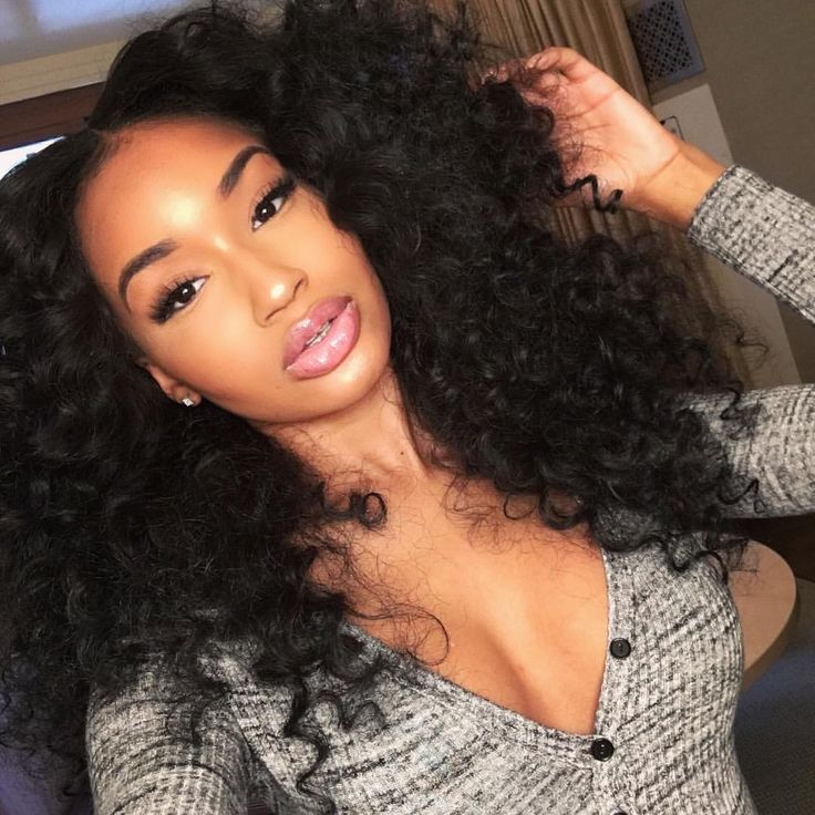 117 Best Weave Images On Pinterest Black Girls Hairstyles Curly