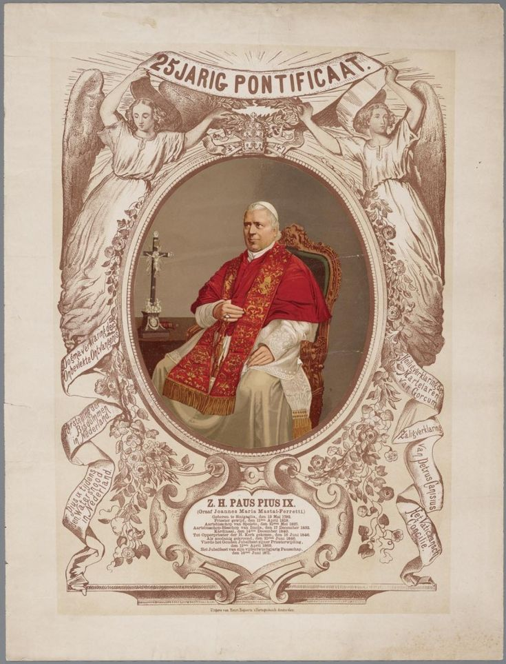 On Bl. Pius IX and the Counter Revolution ... http://corjesusacratissimum.org/2014/02/life-pope-pius-ix-counter-revolution-syllabus-of-errors/